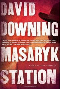 Masaryk Station - David Downing