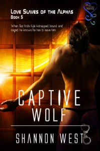 Captive Wolf - Shannon West