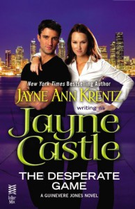 The Desperate Game: (InterMix) (A Guinevere Jones Novel) - Jayne Castle