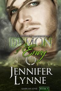 Demon of Envy - Jennifer Lynne