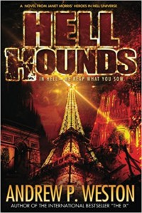 Hell Hounds (Heroes in Hell) (Volume 21) - Andrew P. Weston