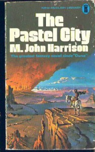 The Pastel City (Avon SF, 19711) -