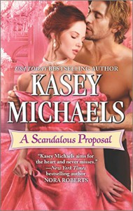 A Scandalous Proposal: How to Woo a Spinster bonus story (The Little Season) - Kasey Michaels
