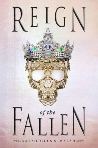 Reign of the Fallen - Sarah  Marsh