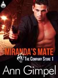 Miranda's Mate - Ann Gimpel