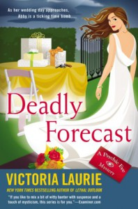Deadly Forecast - Victoria Laurie