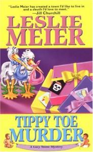 Tippy-Toe Murder (Kensington mystery) - Leslie Meier
