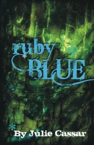 Ruby Blue  - Julie Cassar