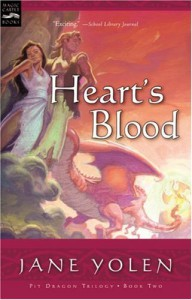 Heart's Blood: The Pit Dragon Chronicles, Volume Two - Jane Yolen