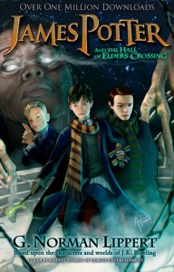 James Potter and the Hall of Elders' Crossing - G. Norman Lippert, Johnny Atomic