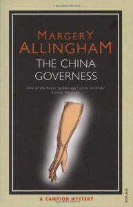 The China Governess - Margery Allingham