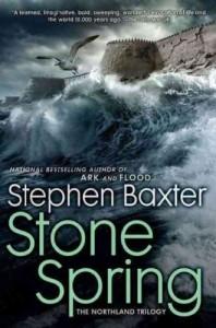 Stone SpringSTONE SPRING by Baxter, Stephen (Author) on Nov-01-2011 Hardcover - Stephen (Author) on Nov-01-2011 Hardcover Stone Spring STONE SPRING by Baxter