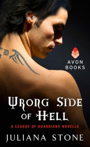Wrong Side of Hell - Juliana Stone