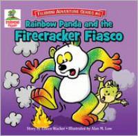 Rainbow Panda and the Firecracker Fiasco (Fujimini Island Adventure #6) - Eileen Wacker