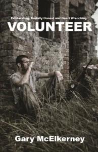 Volunteer - Gary McElkerney, Janine Cobain, Drew Heaslip