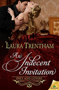 An Indecent Invitation - Laura Trentham