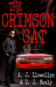 The Crimson Cat - A.J. Llewellyn, D.J. Manly