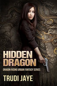 Hidden Dragon - Trudi Jaye