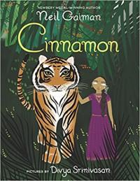 Cinnamon - Divya Srinivasan, Neil Gaiman