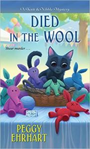 Died In The Wool - Peggy Ehrhart