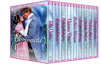 Passionate Promises: Nine Promises to Stir Your Passion (An Embracing Romance Anthology Book 1) - Maggi Andersen, Barbara Monajem, Bronwen Evans, Victoria Vane, Michelle McLean, Violetta Rand, Ella Quinn, Collette Cameron, Christy Carlyle