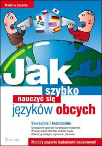 Jak szybko nauczyć się języków obcych - Martyna Jacenko