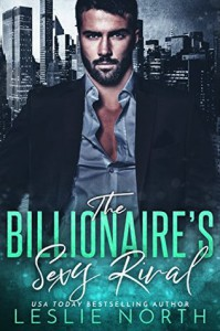 The Billionaire's Sexy Rival (Jameson Brothers) (Volume 3) - Leslie North