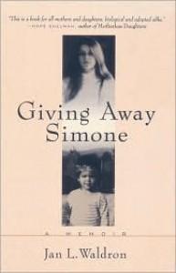Giving Away Simone - Jan L. Waldron