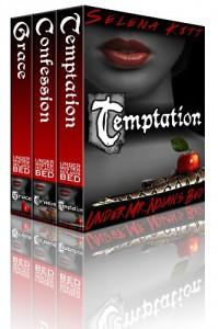 Nolan Trilogy: Box Set (Temptation, Confession, Grace) (Under Mr. Nolan's Bed) - Selena Kitt