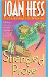 Strangled Prose - Joan Hess