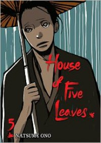 House of Five Leaves, Volume 5 - Natsume Ono