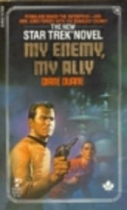 My Enemy, My Ally (Star Trek, Book 18) - Diane Duane