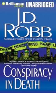 Conspiracy in Death  - J.D. Robb, Susan Ericksen