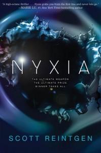Nyxia (The Nyxia Triad) - Scott Reintgen