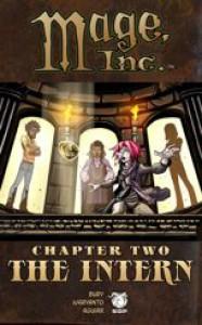 Mage, Inc #2 - Ian Wayanto, C. Shon Bury