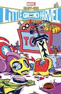 Giant-Size Little Marvel: AvX (2015) #4 (Giant-Size Little Marvel- AvX (2015)) - Skottie Young, Skottie Young