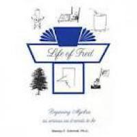 Life of Fred: Beginning Algebra - Stanley F. Schmidt