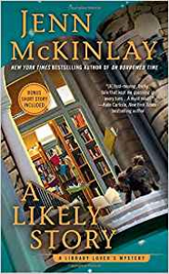 A Likely Story (A Library Lover's Mystery) - Jenn McKinlay