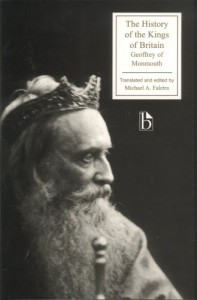The History of the Kings of Britain - Geoffrey, Michael A. Faletra