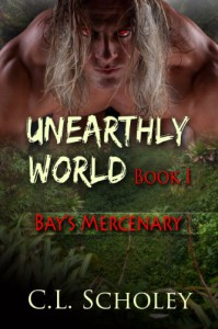 Bay's Mercenary - C.L. Scholey