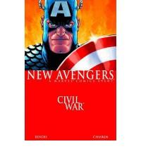 The New Avengers Vol. 5: Civil War - Brian Michael Bendis, Howard Chaykin, Leinil Francis Yu, Olivier Coipel