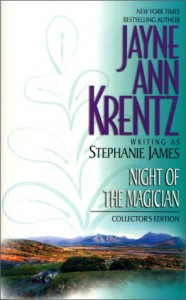 Night of the Magician - Stephanie James, Jayne Ann Krentz