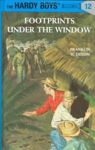 Footprints Under the Window - Franklin W. Dixon