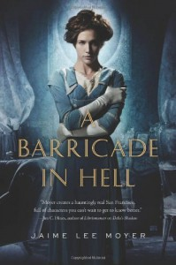 A Barricade In Hell - Jaime Lee Moyer