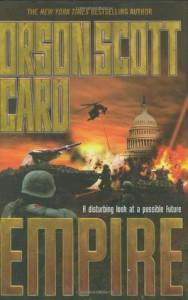Empire - Orson Scott Card
