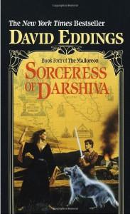 Sorceress of Darshiva (The Malloreon, Book 4) - David Eddings