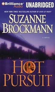 Hot Pursuit (Troubleshooters, #15) - Suzanne Brockmann, Patrick G. Lawlor