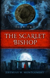 The Scarlet Bishop - Jeremiah W Montgomery
