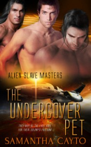 The Undercover Pet - Samantha Cayto