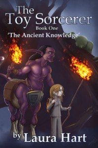 The Toy Sorcerer (Ancient Knowledge, #1) - Laura  Hart